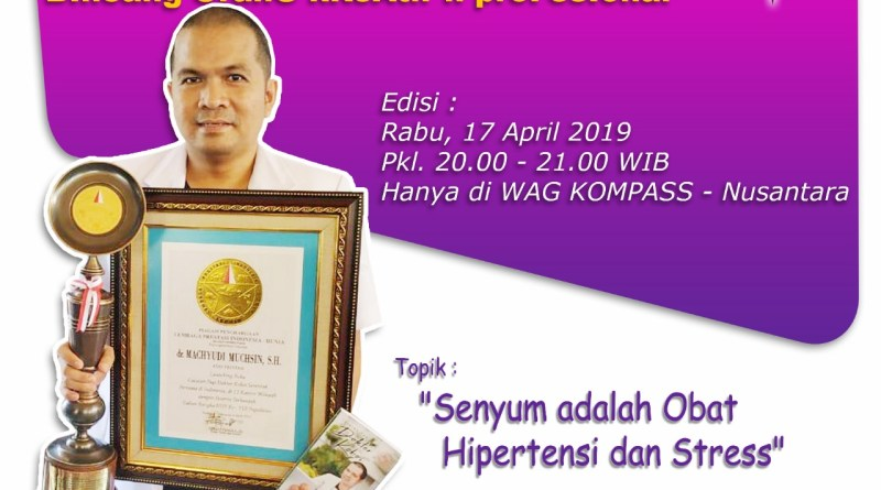 Program Biografi KOMPASS Nusantara 17 April 2019