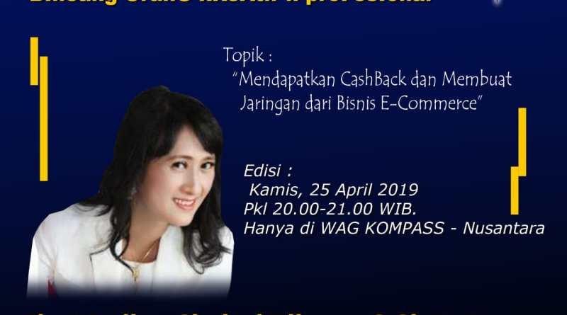 Program Biografi KOMPASS Nusantara 25 April 2019