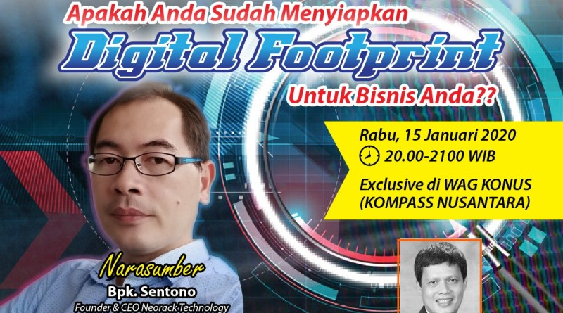 Program BIOGRAFI KOMPASS Nusantara 15 Januari 2020