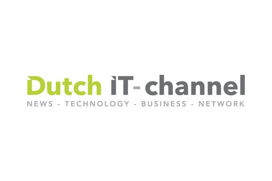 Image with Dutch IT logo
