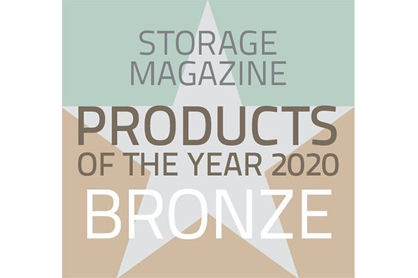 2020 Storage Products of the Year Selected Bronze