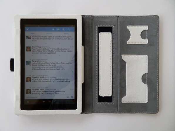 A tablet in a case. Image: Kompulsa.com