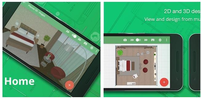 Aplikasi Android Desain Rumah Terbaik