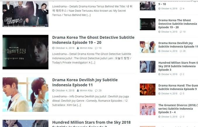 situs drama korea