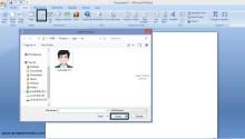 Cara Membuat Ukuran Foto 3x4 di Microsoft Word