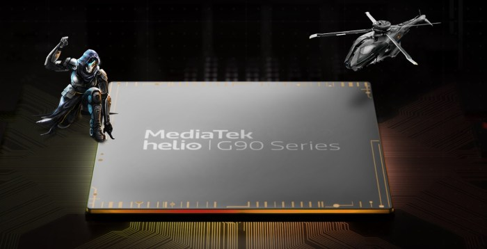 Mediatek gamming