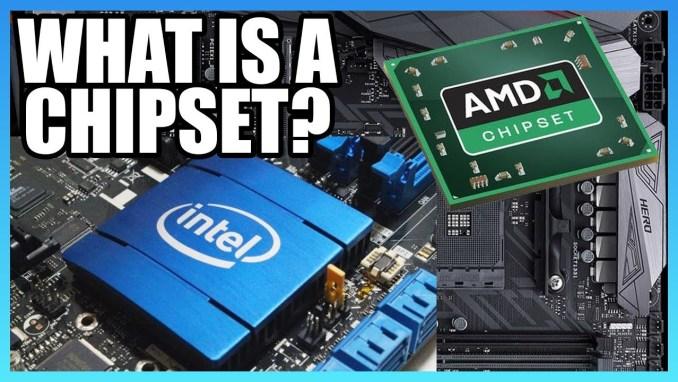 Pengertian Chipset Komputer, Fungsi & Cara Kerja Chipset Pada Komputer