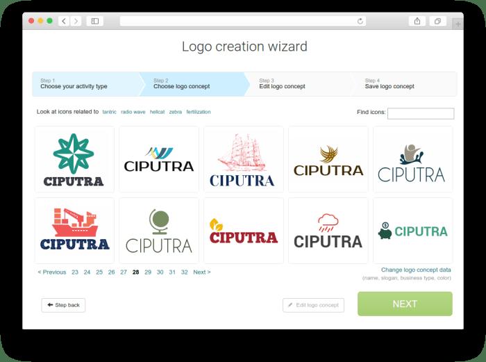 Situs Logo Online Gratis Untuk Membuat Logo Sederhana