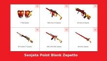 Senjata Point Blank Zepetto Gratis Untuk Semua Troopers PB