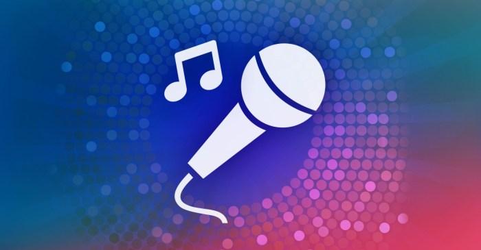 Apikasi Karoke - Sing! by Smule