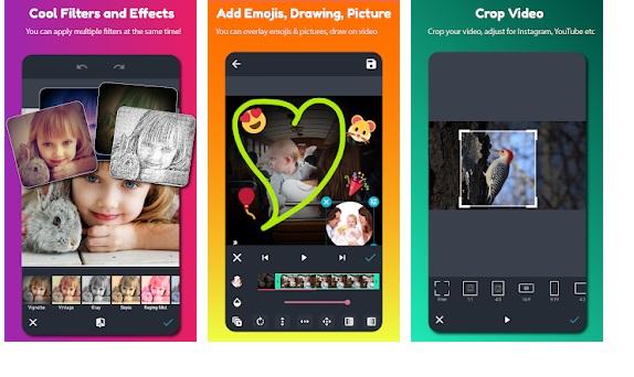 Aplikasi Pemotong dan Penyambung Video Android Offline