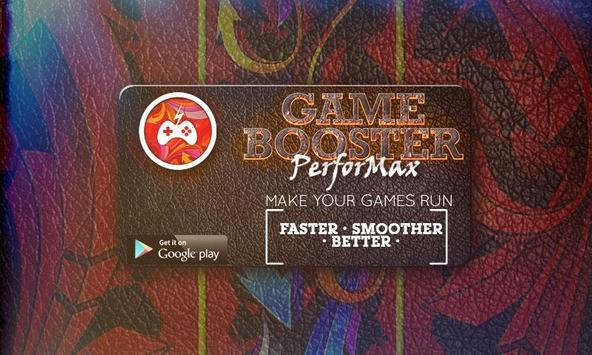 Game Booster Perform-Max