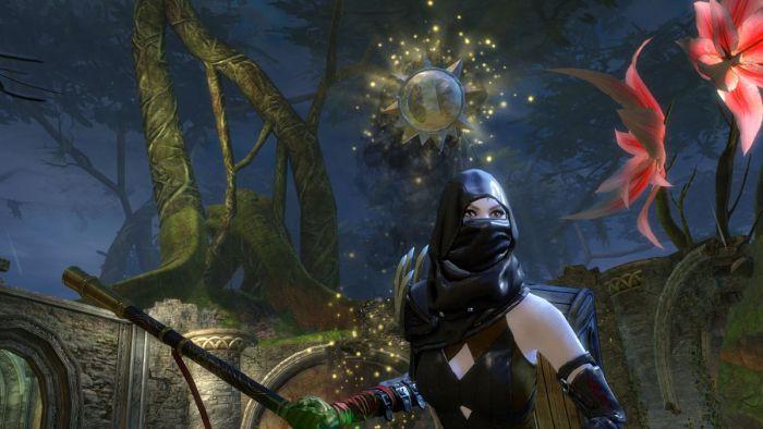 Guild Wars 2 Game MMORPG