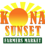 Local Farmers Markets | Kona Sunset