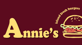 Eat at Annie's Island Fresh Burgers