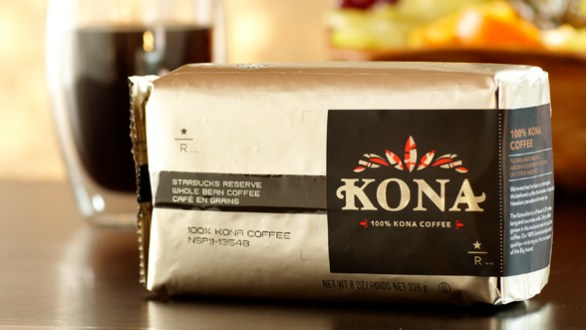 starbucks reserve kona coffee review