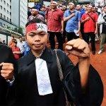 #StopKriminalisasi Duo Pengacara Rakyat