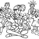 Ayah Poligami, dan Anak-Anak Korban Poligami