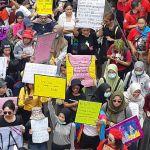 Pernyataan Terbuka Gerak Perempuan Soal Pelaku Pelecehan Aksi IWD 2020