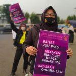 Anggota DPR, Dengar dan Bahas RUU PKS: Aksi Selasa Perempuan