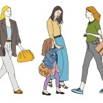 """""""Aku Ingin Lari Jauh"""": Riset HRW Tentang Aturan Diskriminatif Baju Perempuan"""