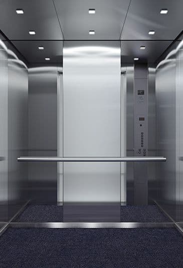EcoSpace Low Rise Elevator KONE