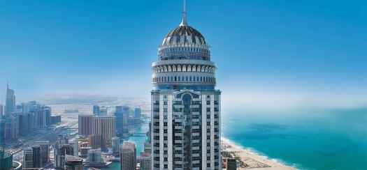 Image result for princess tower dubai