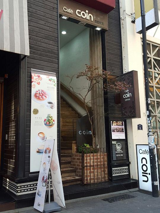 ※写真提供:cafe coin 1号店