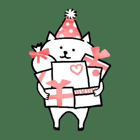 プレゼント小ネタ帳