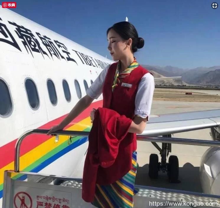 西藏航空空姐段雯娴:坚持猎奇,飞行之路将会惊喜不时