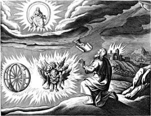 Spotkanie Ezechiela z UFO