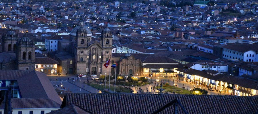 Cusco – The center of the Inca Empire
