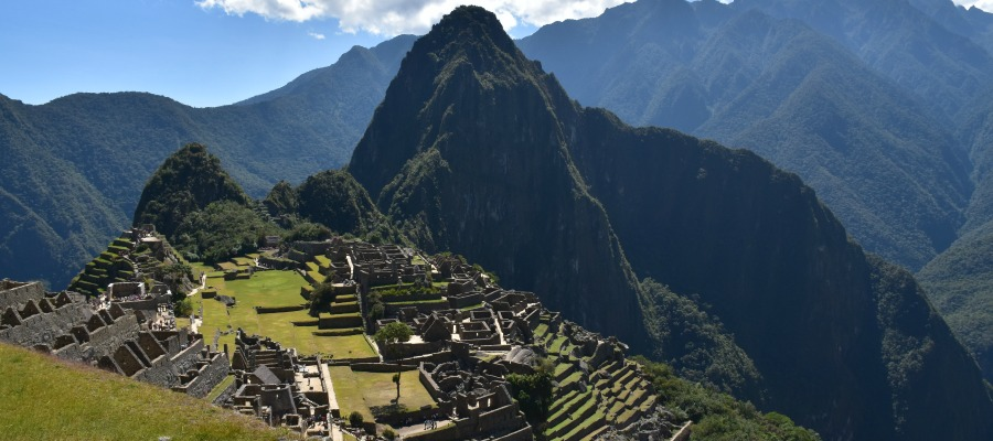 The incredible citadel of Machu Picchu