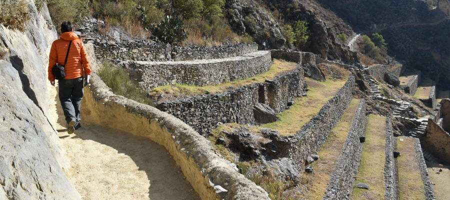 History and Architecture at the Sacred Valley