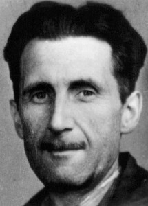 George Orwell - Bildquelle: Wikipedia / Branch of the National Union of Journalists (BNUJ)