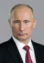 Wladimir Putin - Bildquelle: Wikipedia / www.kremlin.ru