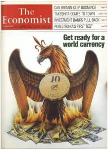 The Economist Cover - Bildquelle: Socio-Economics History Blog