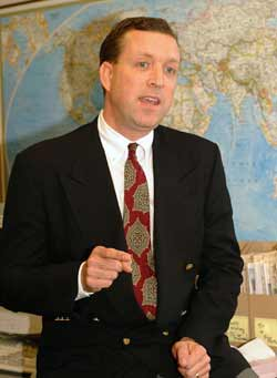 Thomas Barnett - Bildquelle: Wikipedia / PHC(AW) Jon Hockersmith