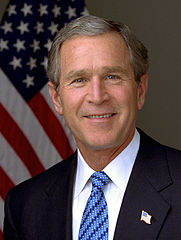 George W. Bush - Bildquelle: Wikipedia / White house photo by Eric Draper