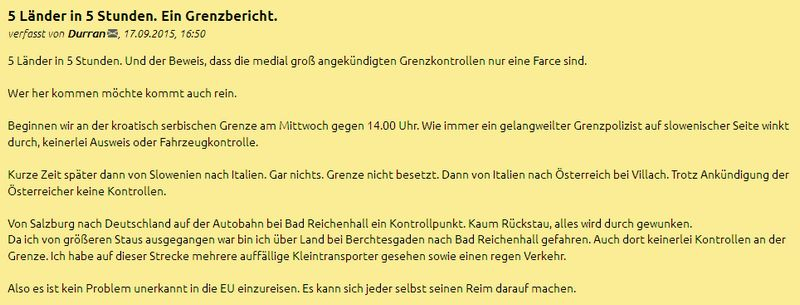 Das Gelbe Forum - Bildquelle: Screenshot-Ausschnitt www.dasgelbeforum.net