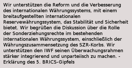 BRICS 2 - Bildquelle: www.konjunktion.info