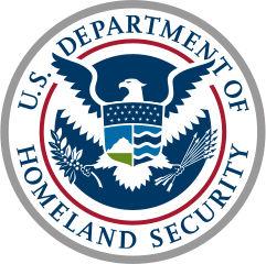 Department of Homeland Security - Bildquelle: Wikipedia / www.uscg.mil