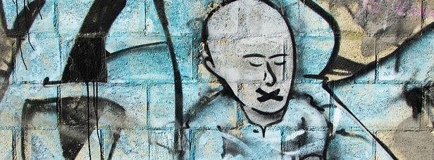 Zensur - Bildquelle: Pixabay / dimitrisvetsikas1969; CC0 Creative Commons