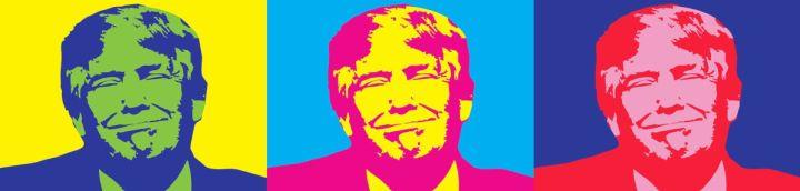 Donald Trump - Bildquelle: Pixabay / tiburi; Pixabay License