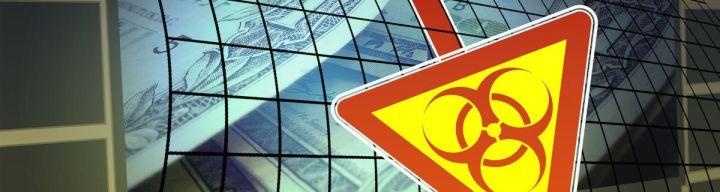 Finanzkrise - Bildquelle: Pixabay / geralt; pixabay License