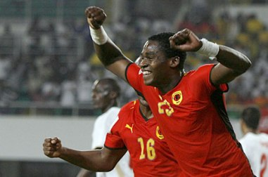 African Goal Scorers in Europe: 20-21 October 2012 - BBC