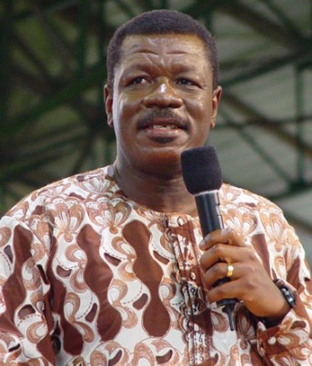 Mensah Otabil Establishing God's Kingdom on Earth