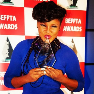 Omotola-Jalade-EkeindeAward Top 20 Actors and Actresses in 2012