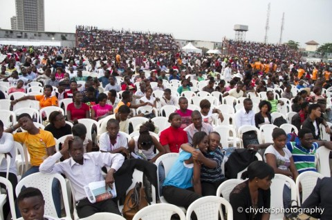 Great Photos from The Experience Lagos 2012 Event