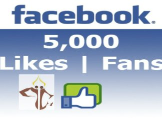 5000 Likes on Facebook - Konnect Africa